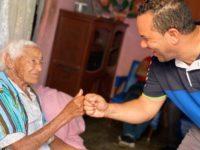 Fernando Castillo intensifica campaña para la alcaldía por Ocoa