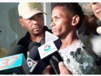 Este es el hombre de 31 años acusado de asesinar a la niña Yanesy Rodríguez, en Santiago
