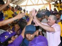 BANI: Gonzalo dice que representa el cambio que necesita el país