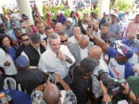 Luis Abinader visitará Rancho Arriba, Sabana Larga y recorrerá calles de Ocoa este viernes