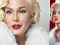 Luz García será la Marilyn Monroe Dominicana