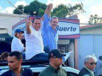 Luis Abinader recorre  provincia de Ocoa; Inicia en Rancho Arriba