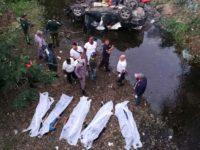 Son seis los muertos en accidente de tránsito en Monte Plata
