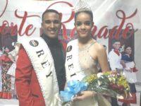 Bianca Mancebo Mordan y Deiby Moisés Cabrera, los nuevos Reyes de Patronales Ocoa.