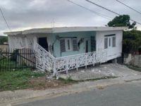 Colapsan cinco residencias en la barriada Esperanza en Guánica por el temblor