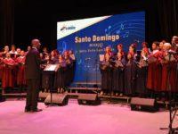 Coro CDEEE realiza el concierto: Dominicana, Canto y Amor