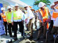 VILLA ALTAGRACIA: EDESUR da primer palazo rehabilitación redes