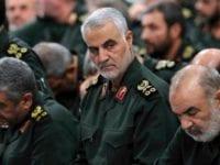 Matan a general iraní durante ataque aéreo a aeropuerto de Irak