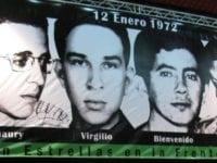 En Nueva York recordarán mártires caídos el 12 de enero de 1972