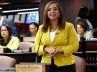 Danilo designa a la diputada Karen Ricardo directora de la DIGEPEP