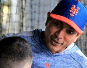 Luis Rojas Manager de los Mets; Con 38 años de edad será el segundo más joven en 2020