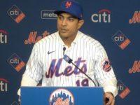 Luis Rojas asegura que llevará a los Mets de NY al éxito