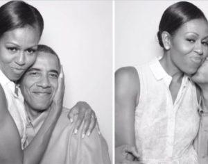 """«En cada escena tú eres mi estrella, feliz cumpleaños bebé"""".Mensaje de Obama a su esposa"""
