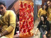 Ultiman joven que salió a comprar una pizza para su familia