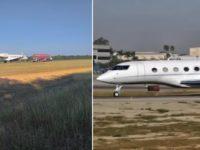 Pánico por avión que aterrizó en RD y después en Haití procedente de China