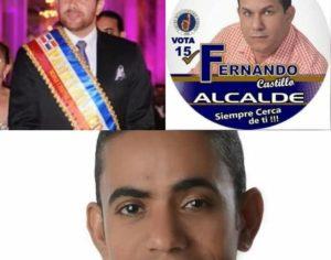 En Ocoa, dónde y a qué hora votarán los candidatos a la Alcaldía Aneudy, Fernando y Wilfredo