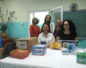 Alcalde dispone entrega de medicamentos al hospital de Ocoa