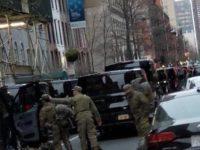 Ejército de EU entra en Nueva York para convertir hoteles en hospitales