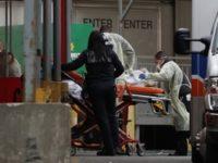 El personal de salud de Nueva York suplica por más equipos
