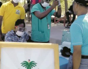 Haití ya entró a fase de la transmisión comunitaria del virus