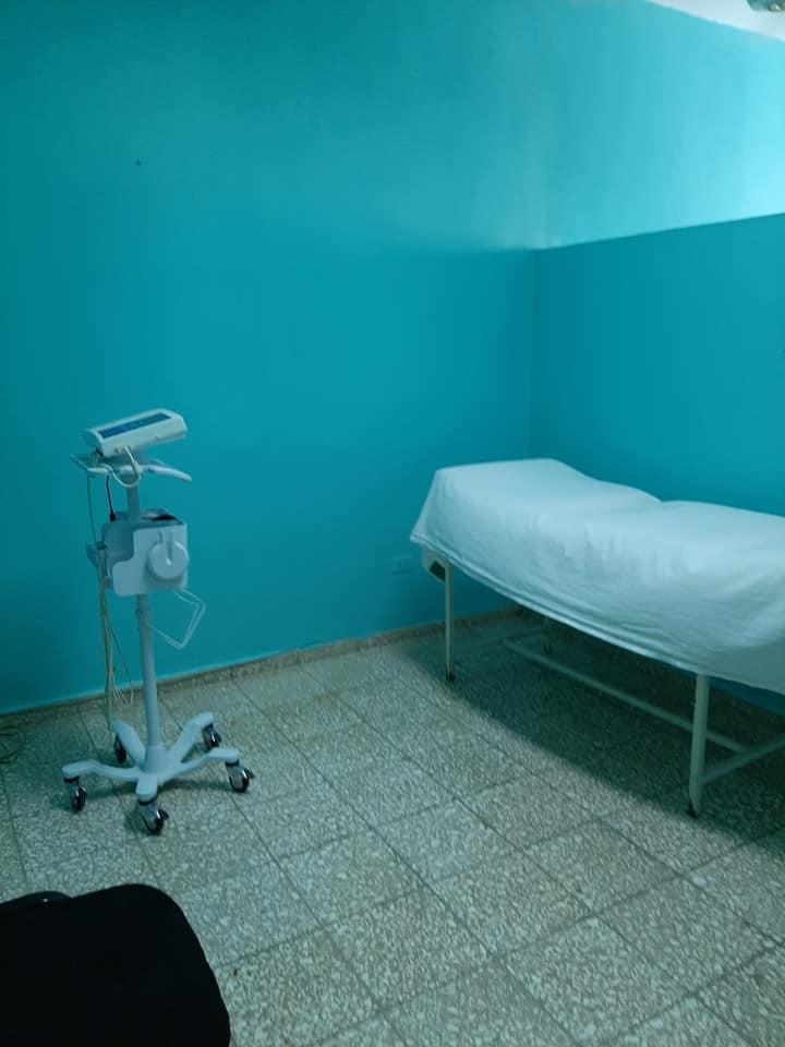 Hospital San José habilita sala de aislamiento por coronavirus